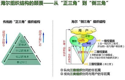 海尔公司结构图