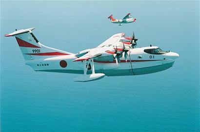 日本拟向印度出售两用水上飞机