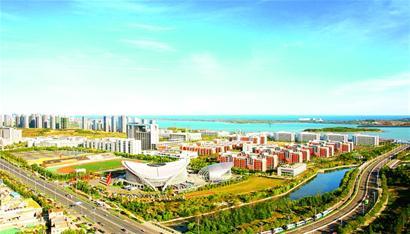国务院在批复中要求,青岛西海岸新区要发展成为海洋科技自主创新领航