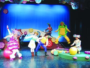 格林童话剧《糖果城堡》五一节连演三场-青岛报纸电子