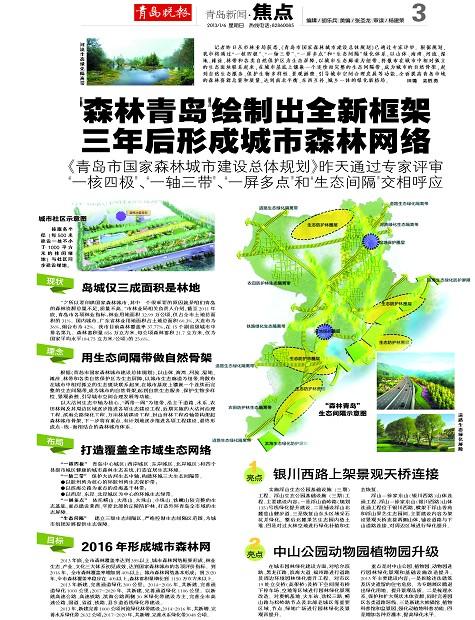 中山公园动物园植物园升级-青岛报纸电子版