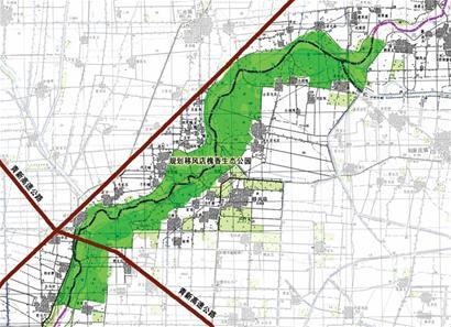 青岛城阳区航拍地图