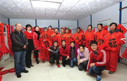 地铁 青岛/青岛地铁举行春节慰问一线建设者活动
