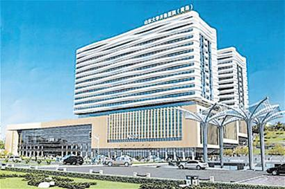 齐鲁医院青岛院区病床将增至2600张图片