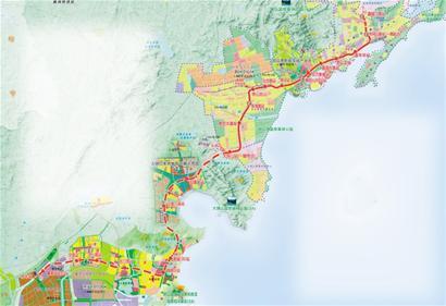山东海阳市电子地图