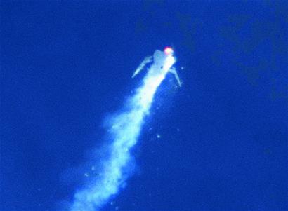 维珍太空船爆炸1死1重伤