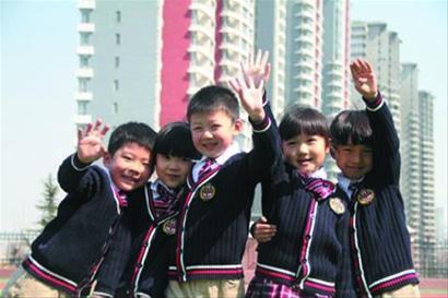 5所改扩建学校成功交付      2017年,青岛实验初中广雅中学,青岛