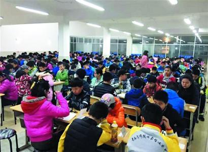 育杯国象校锦赛开幕小报清明节初中图片