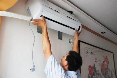 空调安装接线图解