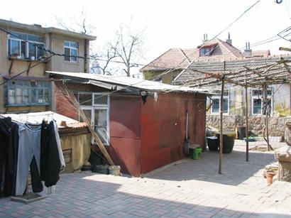 废品大院门口设计图片