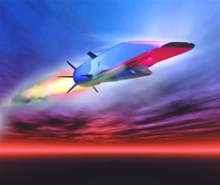持续超高音速飞行技术在研制新一代导弹,军用飞机,航天飞机等方面的