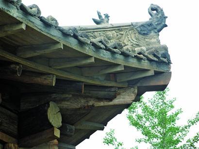 清朝古建筑落户世园会-青岛报纸电子版
