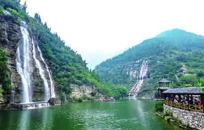 就是为了通过各种形式把青州风景优美,民俗文化深厚的旅游资源推介给