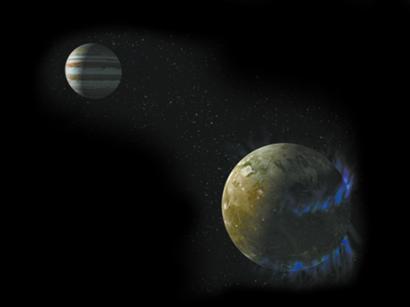 空望远镜探测行星内部结构