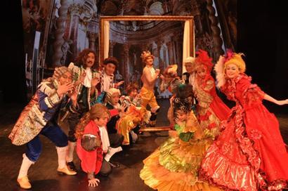 10月5日,6日,儿童剧《青蛙王子与公主》《白雪公主》将接连上演