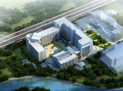 市盲校新校选址青岛西海岸新区古镇口,新校占地60亩.