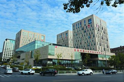 青岛崂山区生态大厦
